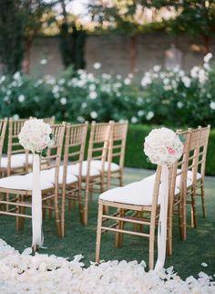wedding ceremony idea; photo: Esther Sun Photography