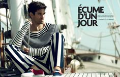 Justin Gaston Covers Tetu's April 2013 Edition image TETU187 story 1 800x518  Book your next sailing adventure at www.5sails.ee