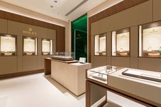 Goldsmiths Rolex Lounge opens at Liverpool ONE - Retail Focus - Retail Blog For Interior Design and Visual Merchandising