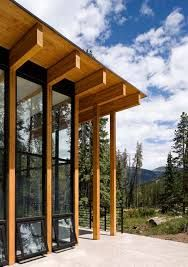 Excellent post and beam structure.