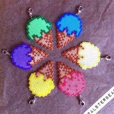 Beaded Pattern For Ice Cream Cones - - Yahoo Image Search Results