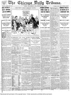 Sept. 26, 1913: Chicago has a problem with waste disposal, and officials have declared that something must be done about it and soon. So where are they looking for advice and help? Paris.