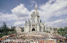 #The Walt Disney World Resort opened today in 1971. The original cost of admission was $3.50.