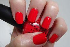.Bright Red- Sexy!