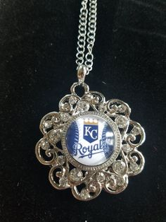 Snap Necklace - Royals Flower