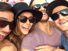 Nina Dobrev Instagram. What can you see there?