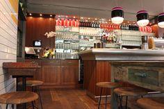 LOSTERIA italian restaurant DiPPOLD Munich 11 L'OSTERIA italian restaurant by DiPPOLD Innenarchitektur GmbH, Munich