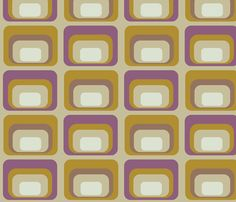 MojaveSquares fabric by laughingowldesign on Spoonflower - custom fabric