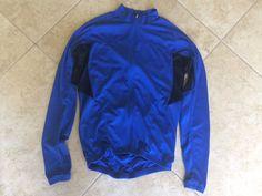 Louis Garneau Mens Long sleeve Cycling Jersey Size M
