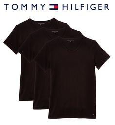 ¡Chollito! Pack de 3 camisetas Tommy Hilfiger Premium Essential por 30 euros. 10 euros por camiseta!