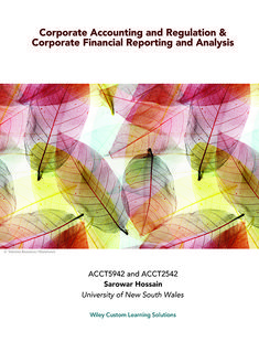 Accounting information systems 5th edition authors alison parkes university of new south wales acct5942 corporate accounting and regulation custom e text sarowar hossain this custom e text contains the specific fandeluxe Gallery