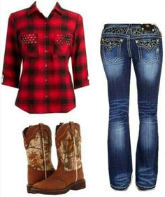 Country Girl Outfit I love EVERYTHING about this outfit. It is light, comfortable and perfect for the upcoming fall season (casual country outfits winter) Country Girl Outfits, Country Wear, Country Girl Style, Country Fashion, Country Girls, My Style, Country Style Clothes, Country Life, Camo Outfits