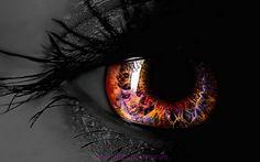 Beautiful 3D Eyes Makeup Wallpapers | HD Wallpapers