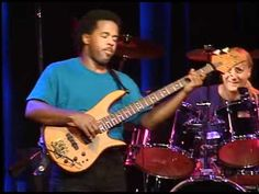 Steve Bailey & Victor Wooten - bass extremes live (+playlist)