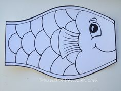 How to Make a Japenese Flying Fish Kite Fish kite Template Kite Template, Koi, Pinterest Christmas Crafts, Fisher, Kites Craft, Kites For Kids, Art Activities For Toddlers, Eyfs Activities, Work Activities