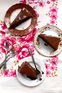 This moist, rich chocolate cake is crowned with still-warm chocolate icing that sets into a glossy, fudgy glaze as it cools.