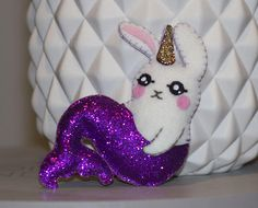 Hey, I found this really awesome Etsy listing at https://www.etsy.com/listing/537054876/mini-mermaid-unicorn-toy