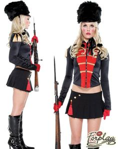 Forplay Christmas Nutcracker Costume - Toy Soldier Costumes [BB057223] - $81.67 : Karnival Costumes