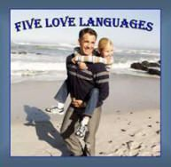 How can you use the 5 love languages for God?