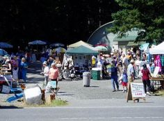 Saturday is market day at Gabriola Farmers' Market in Gabriola Island, British Columbia 10am - noon http://www.farmersmarketonline.com/fm/GabriolaFarmersMarket.html