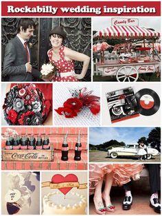Ispirazione rockabilly | Wedding Wonderland