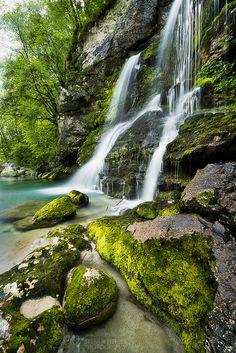 Virje Waterfall - Slovenia