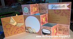 Hullua puuhaa vai vain Hullun puuhaa?: valmistujaiset/ylioppilas Graduation Cards Handmade