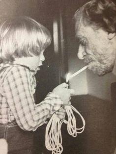 Need a light Charles Bukowski?