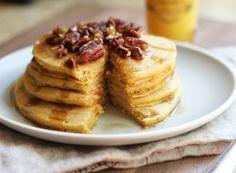 Easy Pumpkin Pie Pancakes | Lilyshop Blog by Jessie Jane