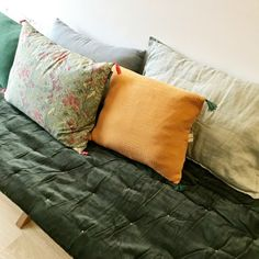 Banquette, Throw Pillows, Poufs, Home, Garden, Google, Party, Moroccan Furniture, Printed Cotton