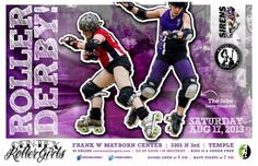 RCRG vs. Cen-Tex Rollergirls on Aug 18th in Temple.