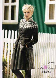 - Icelandic RANGA - Black or brown (zipper) - Wool Knitting Kit - Nordic Store Icelandic Wool Sweaters für Frauen Fair Isles RANGA - Black or brown (zipper) - Knitting Kit Knitting Kits, Fair Isle Knitting, Knitting Patterns Free, Hand Knitting, Free Pattern, Crochet Patterns, Icelandic Sweaters, Wool Sweaters, Black Cardigan