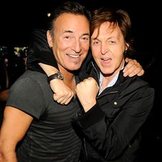 Bruce and Paul