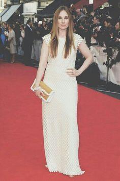 Rosie Marcel / BAFTAs Red Carpet.