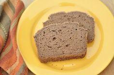 The Whole Life Nutrition Kitchen: Dark Teff Sandwich Bread.heavy, dense, with a nutty, strong flavor. Teff Recipes, Vegan Dessert Recipes, Gluten Free Recipes, Gourmet Recipes, Bread Recipes, Real Food Recipes, Baking Recipes, Flour Recipes, Healthy Recipes