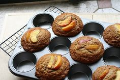 What better way to get through the week than with a batch of freshly made muffins? The unique flavor in these Cinnamon Peach Muffins give you that nutty spice of cinnamon as well as that sweet, summer taste of freshly picked peaches.