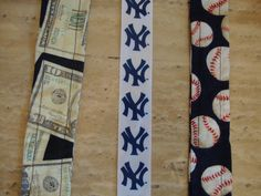 Boy Pacifier Clips, Baseball, Yankees, Money by StartDesigning on Etsy Boy Pacifier, Pacifier Clips, Money, Baseball, Boys, Unique Jewelry, Handmade Gifts, Vintage