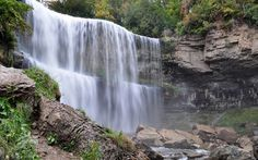 Webster Falls and Tew Falls are two of the most popular waterfalls in Hamilton and a must-see for nature-lovers and photography enthusiasts. Landscape Photos, Landscape Photography, Nature Photography, Cool Landscapes, Beautiful Landscapes, Alberta Travel, Future Photos, Types Of Cameras