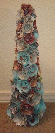 A Project by jeanbuhl from our Altered Projects Home Decor Galleries originally submitted 12/25/11 at 02:19 PM
