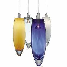 Icicle Pendant Lights from YLighting Kitchen Pendant Lighting, Kitchen Pendants, Glass Pendant Light, Mini Pendant, Glass Pendants, Pendant Lights, Pendulum Lights, Be Light, Modern Chandelier