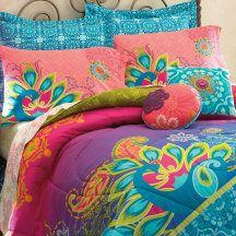 the bedding dorian chose