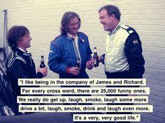 Top Gear life.