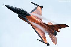 Dutch F16 Pulling G's by Stevie Beats, via 500px