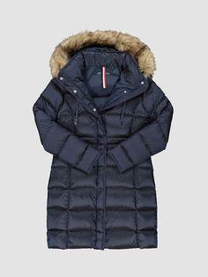 Didra Dunjakke Peacoat | MATCH nettbutikk Down Coat, Winter Jackets, Fashion, Model, Winter Coats, Moda, Fashion Styles, Fashion Illustrations, Fashion Models