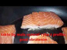 Grilovaný losos Ethnic Recipes