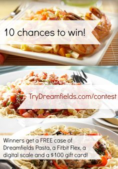 """How are you staying healthy in 2015? Show us with your """"Dreamfields LBB for a Healthier Me"""" board. There are 10 chances to WIN a case of Dreamfields pasta, a $100 gift card, a digital food scale and a Fitbit® Flex™! #LittleBlackBox #DreamfieldsPinterestContest #HealthyPasta #DreamfieldsPasta"""