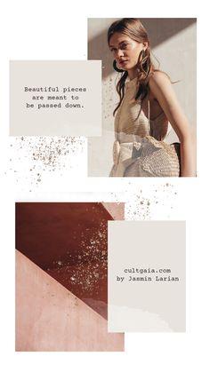 Kristina & Co Web Design, Email Design, Layout Design, Instagram Story Template, Instagram Story Ideas, Layout Inspiration, Graphic Design Inspiration, Instagram Creator, Collage Design