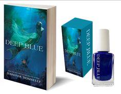 Deep Blue by Jennifer Donnelly GIVEAWAY #DeepBlue