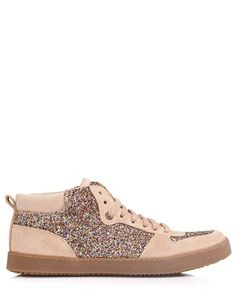 Upgrade To Glitter! GANNI Liberty Sneaker Fashion Running Shoes Sports Casual shopatanna.com
