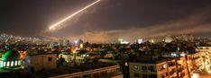 Nach Ankündigung von Donald Trump: USA bombardieren Chemiewaffen-Ziele in Syrien